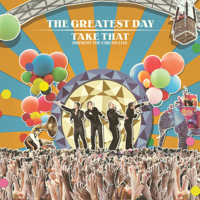 Take That - The Greatest Day - Take That Present The Circus Live (2CD)