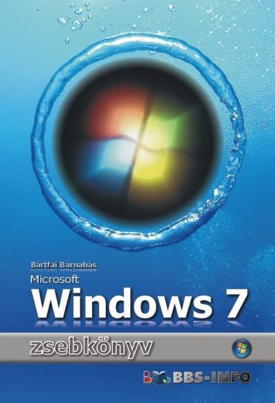 Bártfai Barnabás - Windows 7 zsebkönyv
