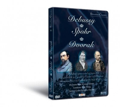- Silverline Classics - Debussy-Spohr-Dvorak (1996) - DVD