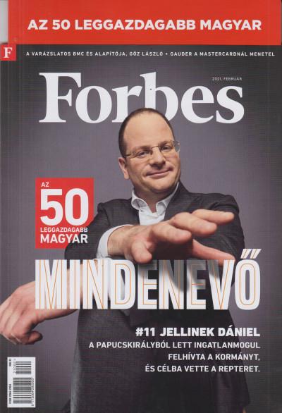 - Forbes - 2021. február