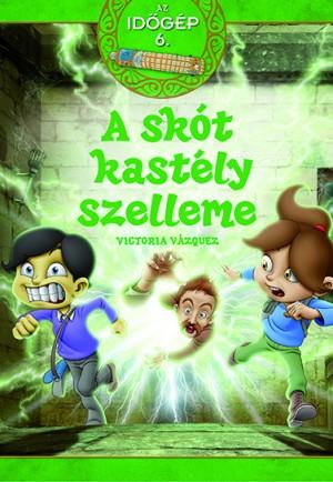 Victoria Vázquez - A skót kastély szelleme