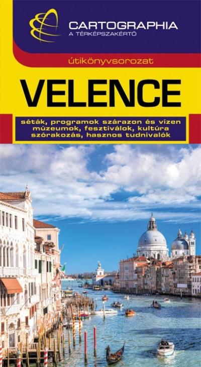 Ferenczy Anna - Murányi Szabolcs - Velence útikönyv