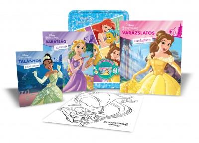 - Disney Hercegnők fémdoboz
