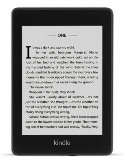 - Kindle Paperwhite IV ebook olvasó
