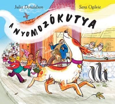Julia Donaldson - A nyomozókutya
