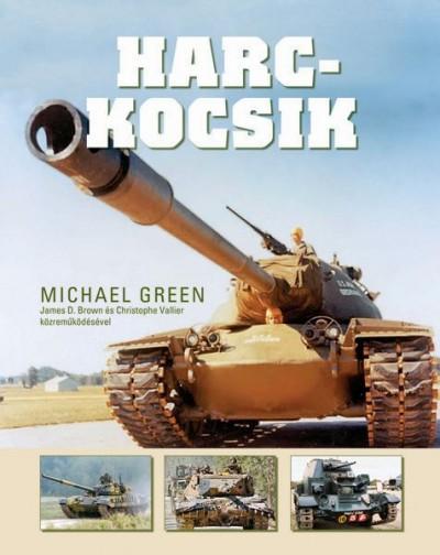 James D. Brown - Michael Green - Christophe Vallier - Harckocsik