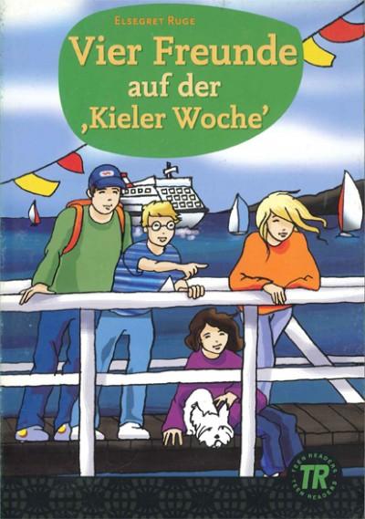 Elsegret Ruge - Vier Freunde auf der 'Kieler Woche'