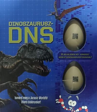 - Jurassic World: Dinoszaurusz DNS