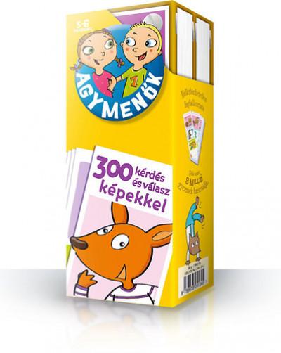 - Agymenők kártyacsomag 5-6 éveseknek