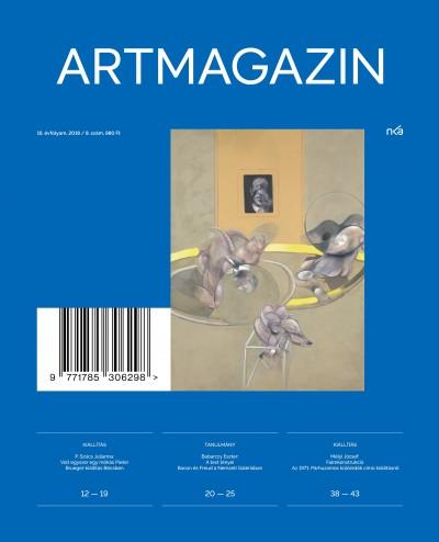 - Artmagazin 109. - 2018/8.