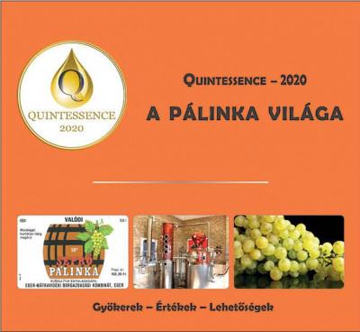 Takács László - Quintessence - 2020 - A pálinka világa