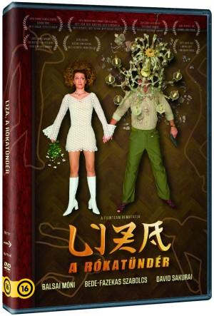 Ujj M�sz�ros K�roly - Liza a r�kat�nd�r - DVD