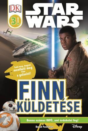 David Fentiman - Star Wars - Finn k�ldet�se - Star Wars olvas�k�nyv
