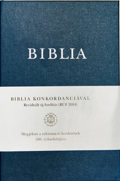 - Biblia konkordanciával