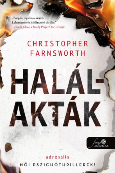Christopher Farnsworth - Halálakták