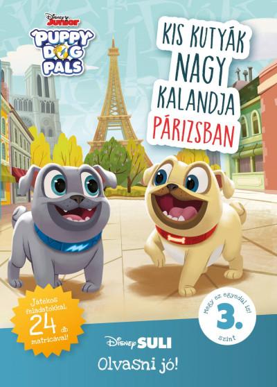 - Kis kutyák nagy kalandja Párizsban
