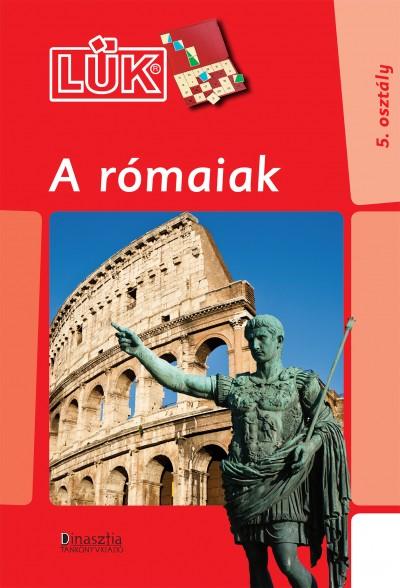 - A rómaiak - 5. osztály