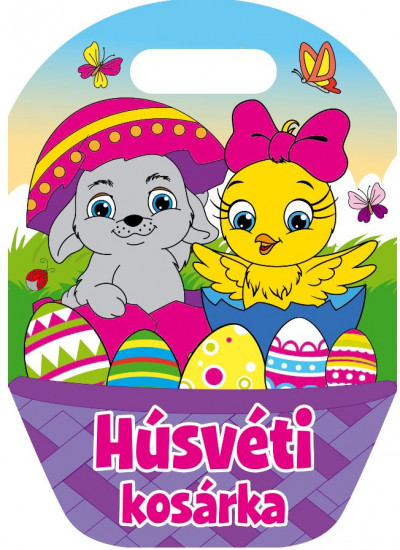 Dávid Ildikó  (Szerk.) - Húsvéti kosárka