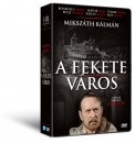 Zsurzs Éva - A fekete város díszdoboz - DVD