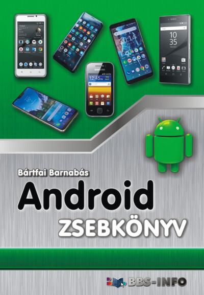 Bártfai Barnabás - Android zsebkönyv