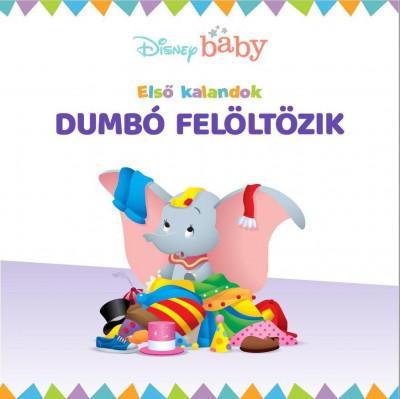- Disney - Első kalandok 1.: Dumbó felöltözik