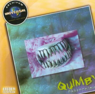 Quimby - Ékszerelmére (archív sorozat) - CD