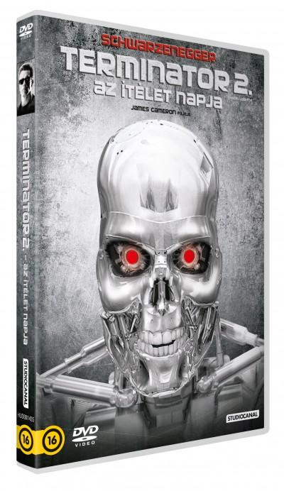 James Cameron - Terminátor 2. - Az ítélet napja - DVD