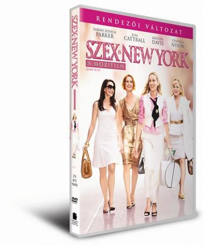 Michael Patrick King - Szex és New York - A mozifilm - DVD