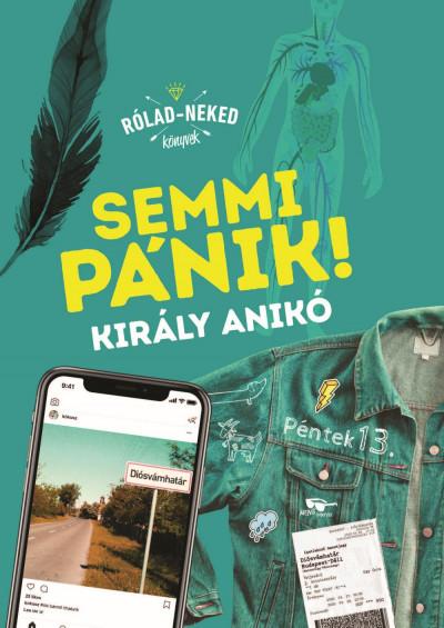 Király Anikó - Semmi pánik!
