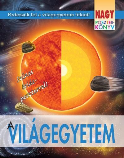 - Nagy poszterkönyv - A világegyetem