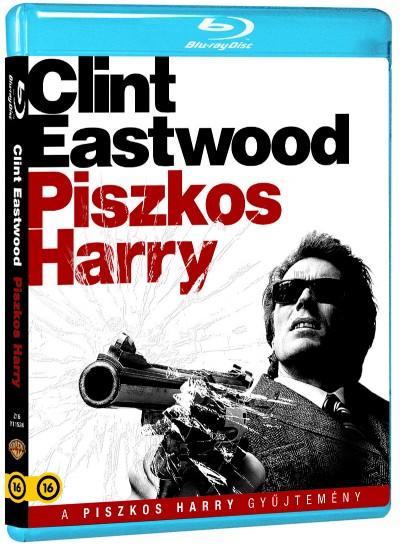 Don Siegel - Piszkos Harry - Blu-ray