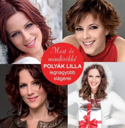 Polyák Lilla - Most és Mindörökké - CD