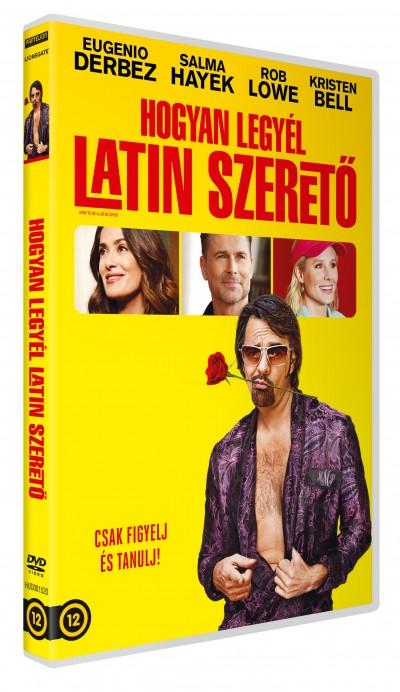 Ken Marino - Hogyan legyél latin szerető - DVD