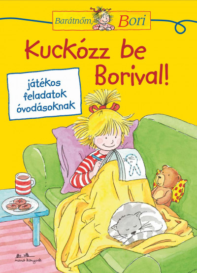 Hanna Sörensen - Kuckózz be Borival!