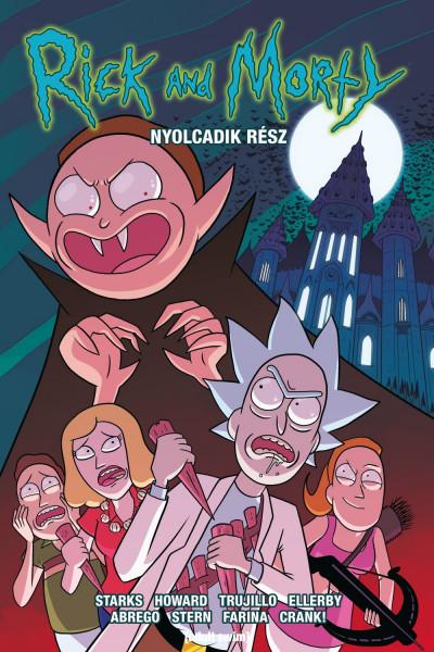 - Rick and Morty - Nyolcadik rész