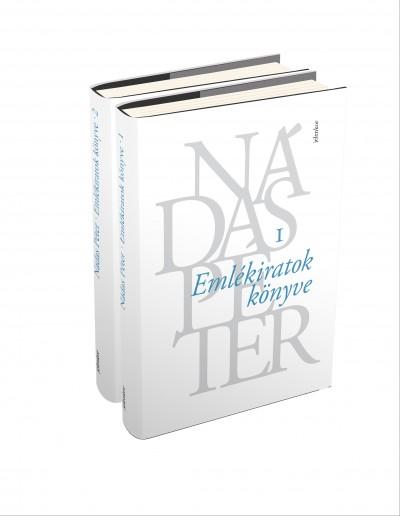 Nádas Péter - Emlékiratok könyve I.-II