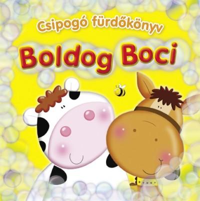 - Csipogó fürdőkönyv - Boldog Boci