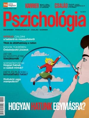 Sz�rnyi Krisztina (Szerk.) - Pszichol�gia - HVG Extra Magazin - 2016/3. sz�m