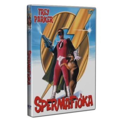 Trey Parker - Spermafióka - DVD
