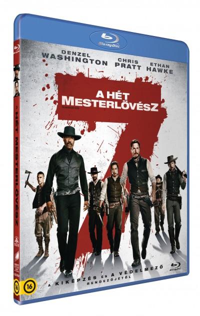 Antoine Fuqua - A hét mesterlövész - Blu-ray