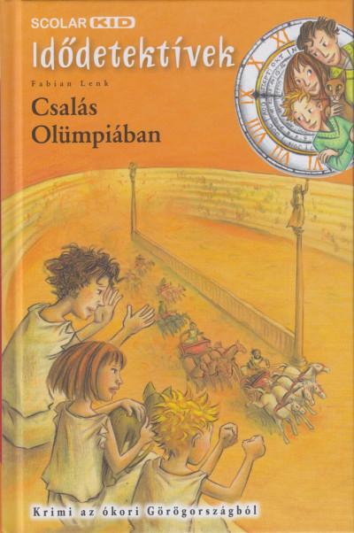 Fabian Lenk - Csalás Olümpiában