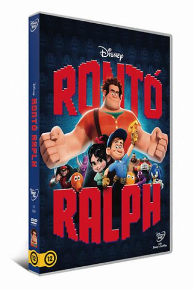 Rich Moore - Rontó Ralph - DVD