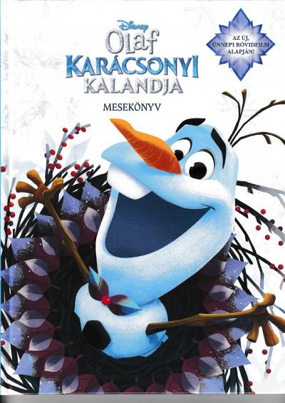 - Jégvarázs - Olaf karácsonyi kalandja - mesekönyv