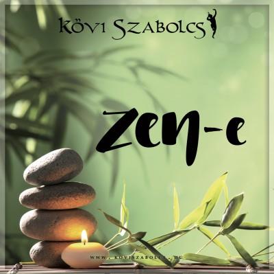 Kövi Szabolcs - ZEN-e - CD