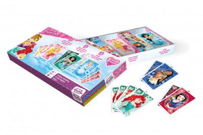 - Disney Hercegnők 3 kártya díszdobozban