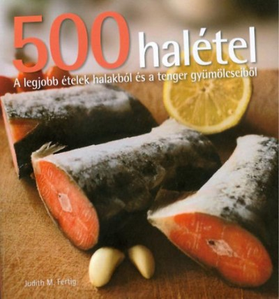 Judith M. Fertig - 500 halétel