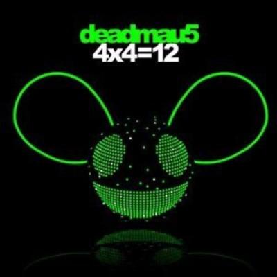 Deadmau5 - 4x4=12 - CD