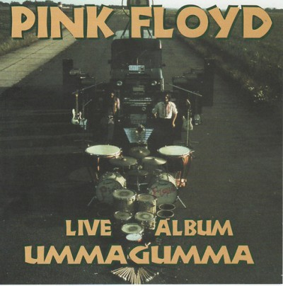 Pink Floyd - Ummagumma Live Album - CD