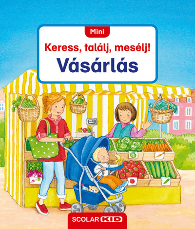 Sandra Grimm - Mini Keress találj mesélj! - Vásárlás