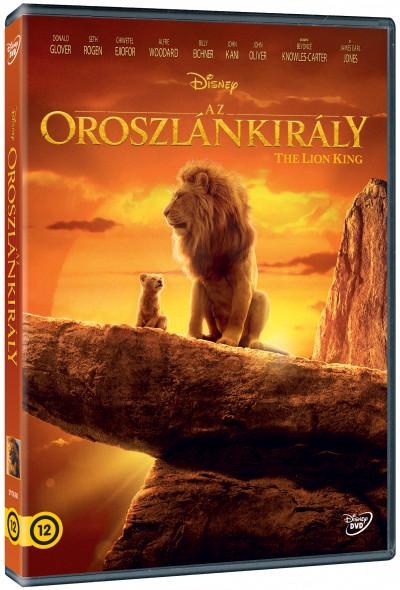 Jon Favreau - Az Oroszlánkirály - DVD